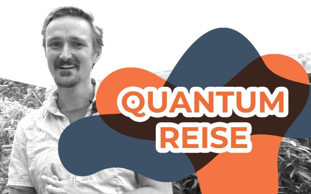 Quantum-Reise ohne Distanz